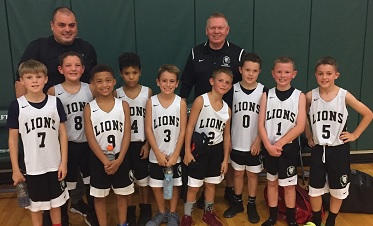 4th Grade Team BSS Fall Showdown Champs